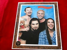 RED HOT CHILI PEPPERS~COUNTER DISPLAY~RARE~ ONE HOT MINUTE ~COLLECTABLES