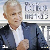 Nino De Angelo - Das Ist der Augenblick:die schönsten Balladen 2CD NEU OVP