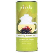 Harold Primula Fragrant Flowering Green Tea Blooming Balls, 12-Count, Jasmine