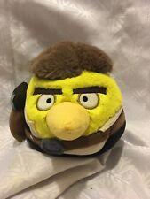 "VGUC-7"" Star Wars Angry Birds Han Solo Plush w/ tush Tag"