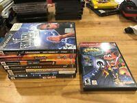 Ps2 PlayStation Crash Bandicoot Wrath of Cortex Greatest Hits Wwf Sonic Hawk Mlb