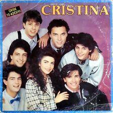 VINILE LP 33 GIRI RPM CRISTINA FM 13641 ITALY 1989
