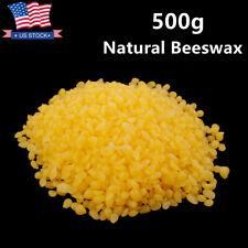 Yellow Beeswax Pellets Pure 100% Natural For Candle Soap Making Chapstick Polish