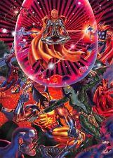 INFINITY CRUSADE / 1994 Fleer Flair Marvel Annual BASE Trading Card #110