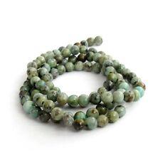 100Pcs Natural Jade Jadeite Gem Beads Finding