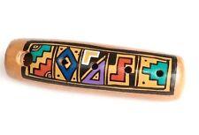 9 Hole Ocarina Instrument Handmade in Ecuador
