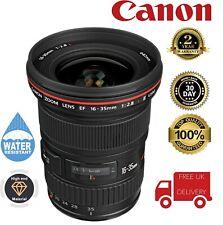 Canon 16-35mm F2.8L EF Mark II USM Lens 1910B002 (UK Stock)