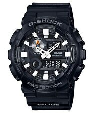 BRAND NEW CASIO G-SHOCK GAX100B-1A G-LIDE BLACK ANA-DIGI MEN'S WATCH NWT!!!