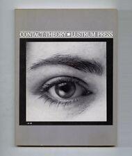 1980 Lustrum Press CONTACT THEORY John GOSSAGE Eikoh HOSOE Uzzle MARY ELLEN Mark