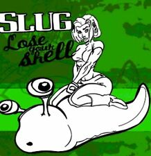 SLUG lose your shell (CD album) psy-trance