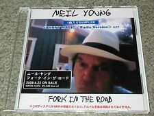 NEIL YOUNG Japan PROMO ONLY 1 track CD acetate JOHNNY MAGIC official MORE LISTED