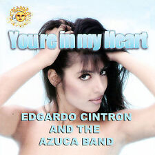 CD ONLY (ARTWORK MISSING) Edgardo Cintron & Azuca Band: You're in My Heart