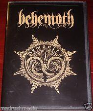 Behemoth: Demonica 2 CD Box Set 2007 Regain Records REG-CD-1022 w/ Tall Book NEW