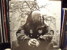 NATURE - FOR ALL SEASONS (VINYL 2LP)  2000!!!  RARE!!!  NAS + TRACKMASTERS!!!