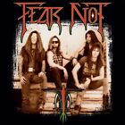 Fear Not - Fear Not S/T 2017 Reissue Roxx Records LP Black Vinyl