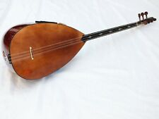 CANO::  TURKISH   ACOUSTIC SHORT NECK  SAZ BAGLAMA  w/ EQUALIZER