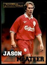Merlin Premier Gold 1996-1997 - Liverpool Jason McAteer #77