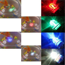 LED Deep Drop Underwater Diamond Flash Fishing Light Squid Strobe Bait Lure