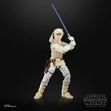 6 Inch ARCHIVE Luke Skywalker Jedi Hoth Figure Star Wars Black Series TBS .LOOSE