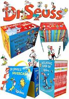 Dr. Seuss Complete Collection Gift Box Sets