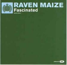 Raven Maize: Fascinated PROMO w/ Artwork MUSIC AUDIO CD Joey Negro Rodox Tommy