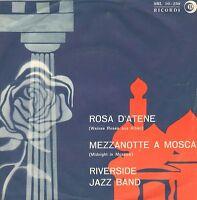 Riverside Jazz -band - Rose D'Athènes - Erinnerungen - Srl 10-250 - Ita 1962