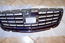 2014 15 16 2017 Mercedes s class w222 grille strip pass lower 1 piece used