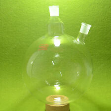 round bottom Flask,10000ML,Two neck,heavy wall,Lab RBF