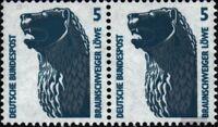 BRD (BR.Deutschland) 1448 waagerechtes Paar (kompl.Ausg.) postfrisch 1990 Sehens