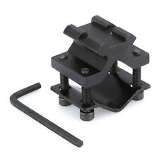 Universal Tactical 20mm Rail Barrel Mount Clamp for Rifle Gun Scope Sight Light