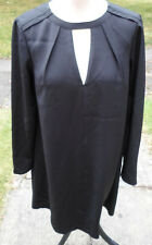 Autograph ladies black dress size 40 inch bustline