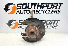 MAZDA 121 BUBBLE LEFT FRONT HUB VENTED DISC TYPE 12/90-12/97 *43477