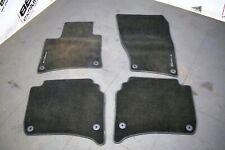 Fußmatten Auto Autoteppich passend für Porsche Cayenne 955 2003-2010 CACZA0104