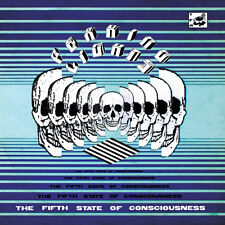 Peaking Lights - The Fifth State of Consciousness WHITE Vinyl 2xLP LIMITED x/100