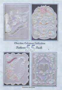 CHRISTINE COLEMAN COLLECTION PATTERN PACK 55