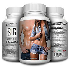 Colon Cleanse Ultimate Body Cleanse Detox Weight Loss African Mango 1600mg USA