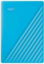 Western Digital Wdbyvg0020bbl-wesn My Passport 2tb Blue 2.5in USB 3.0