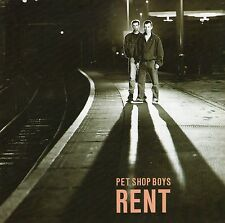 "Pet Shop Boys  - Rent - 7 "" Single"