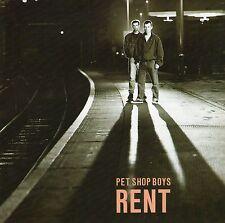 """Pet Shop Boys  - Rent - 7 """" Single"""