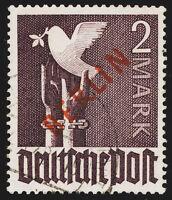 BERLIN 1949, MiNr. 34 VII, gestempelt, Fotokurzbefund Schlegel, Mi. 1500,-