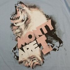 Monty Are I Men's Lar T-Shirt Officially Licensed Tour Concert Band Rhode Island