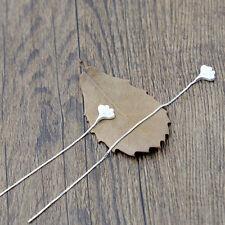 925 Silver Ginkgo Biloba Drop Earrings Long Chain Earrings For Women Jewelry