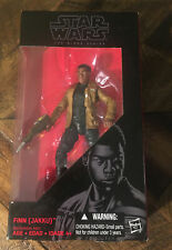 Hasbro Star Wars The Black Series Finn Jakku Action Figure