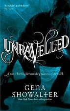 GENA SHOWALTER __ UNRAVELLED __ BRAND NEW __ FREEPOST UK