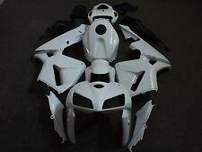 Unpainted Drilled ABS Plastic Bodywork Fairing Kit for Honda CBR600RR 2005  2006