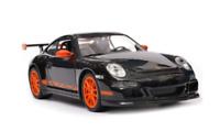 PORSCHE GT3 RS 1:24 Scale Diecast Model Toy Car Miniature 911 Black