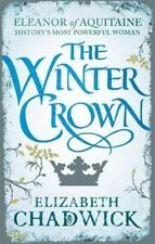 The Winter Crown (Eleanor of Aquitaine Trilogy)-ExLibrary