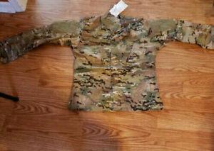 Military Bdu Multicam Shirt & Pants