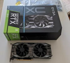 EVGA GeForce RTX 2070 XC Gaming, 8GB GDDR6, RGB LED Graphics Card