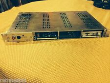 Studer 1.819.100 Rack Mnt PSU with rare Studer solidstate mic pre sounds great!